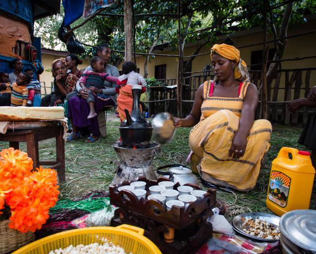Эфиопия Вяленная